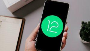 confiança segurança Android 12